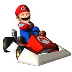 heroe a los 10 por jugar a Mario Kart