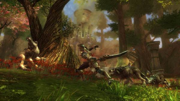kingdoms of amalur lobos