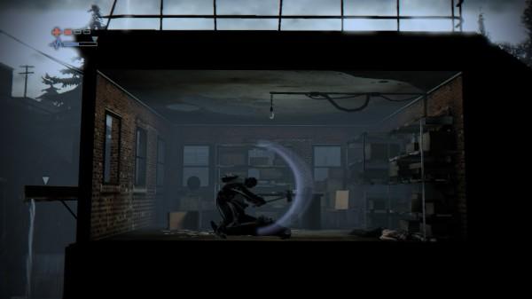 Arma básica en Deadlight - el hacha