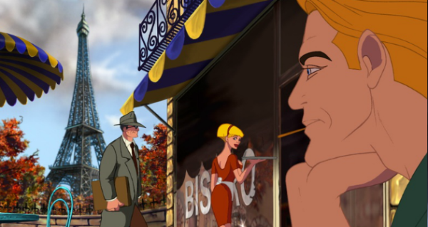 Broken Sword Aventura gráfica de Revolution Software